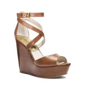 Michael Kors Gabriella wedge sandal